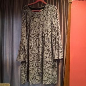 Loft Ann Taylor dress size XL worn once